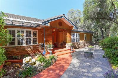 Grass Valley Single Family Home For Sale: 11822 Lodestar Drive