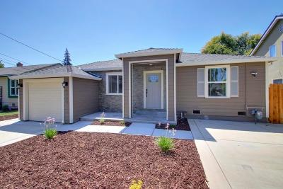 Sacramento Single Family Home For Sale: 6166 2nd Avenue