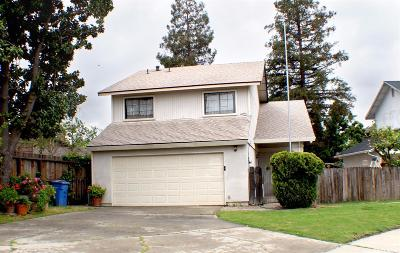 Turlock Single Family Home For Sale: 581 Curt Court