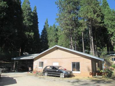 Pollock Pines Single Family Home For Sale: 5731 Pony Express Trail
