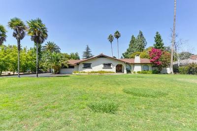 Sacramento Single Family Home For Sale: 3321 Pope Avenue