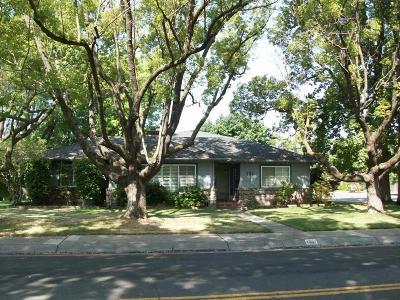 Stockton, Lodi Single Family Home For Sale: 101 South Fairmont Avenue