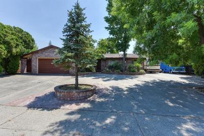 Sacramento Single Family Home For Sale: 3914 Pasadena Avenue