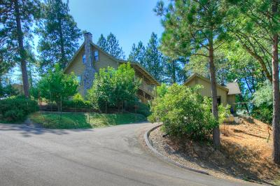 Colfax Single Family Home For Sale: 25945 Rollins Lake Road