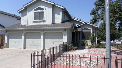 Modesto Single Family Home For Sale: 1713 Badger Way