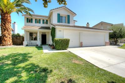 Tracy Single Family Home For Sale: 2201 Bridle Creek Circle
