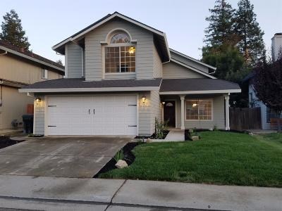 Antelope Single Family Home For Sale: 3960 Grey Livey