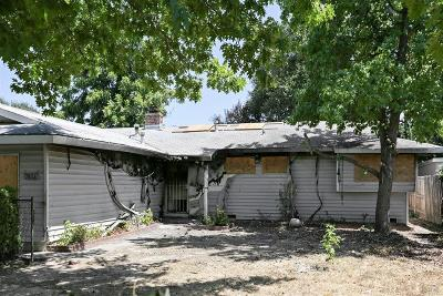 Citrus Heights Single Family Home For Sale: 7834 Glen Echo Street