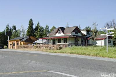 Placerville Multi Family Home For Sale: 4415 Pleasant Valley Road
