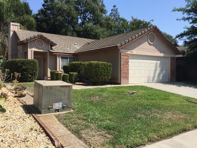 Elk Grove, Galt Single Family Home For Sale: 9509 Big Timber Drive