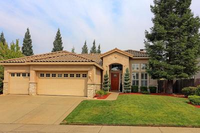 Granite Bay Single Family Home For Sale: 5490 Parkford Circle