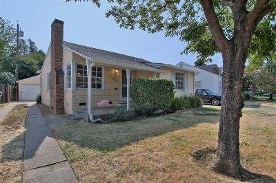 Sacramento Single Family Home For Sale: 721 El Dorado Way
