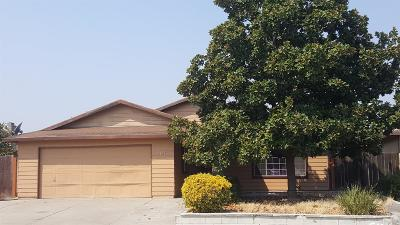 Stockton Single Family Home For Sale: 2185 Erica Place