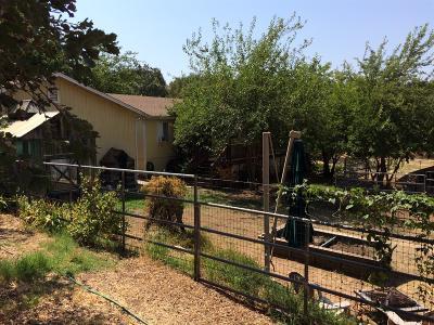 Newcastle Single Family Home For Sale: 6665 Ridge Road