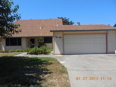 Sacramento CA Single Family Home For Sale: $309,000