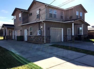 Sacramento CA Multi Family Home For Sale: $375,000