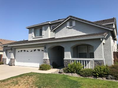 Manteca Single Family Home For Sale: 1931 Hastings Drive