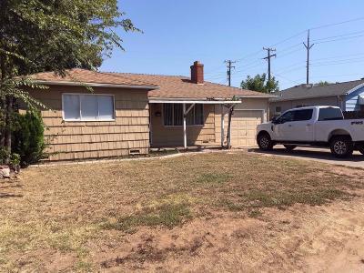 Sacramento Single Family Home For Sale: 2149 Rassy Way