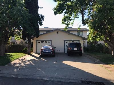 Rancho Cordova Multi Family Home For Sale: 10319 Mills Station Road #10321