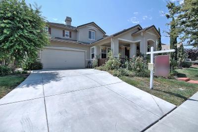 Patterson Single Family Home For Sale: 1386 Mendocino Creek Drive