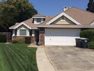 Elk Grove Single Family Home For Sale: 8821 Minnie Circle