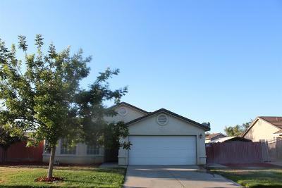Hughson Single Family Home For Sale: 7417 Bramble Lane