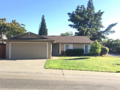 Orangevale Single Family Home For Sale: 9300 Twin Lakes Avenue