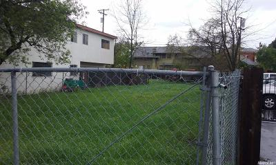 Stockton Residential Lots & Land For Sale: 39 West Park Street