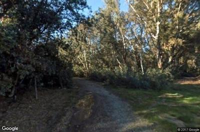Yolo County Residential Lots & Land For Sale: North 7426 Eucalyptus Road Road