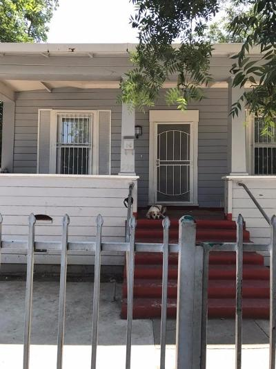 Stockton Single Family Home For Sale: 230 West Oak Street