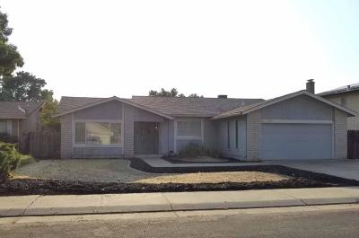 Stockton Single Family Home For Sale: 9521 Dekalb Place