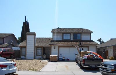 Manteca Single Family Home For Sale: 1544 Pete Court