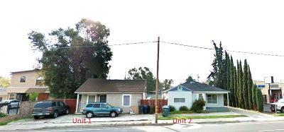 Sacramento Multi Family Home For Sale: 2960 Fruitridge Road #2970