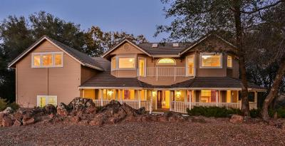 Placerville Single Family Home For Sale: 6560 Butterfield Way