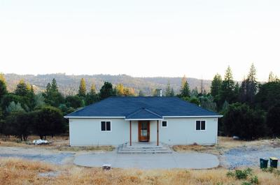 Placerville Single Family Home Active Short Cont.: 2771 La Paz Road