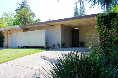 Carmichael Single Family Home For Sale: 5746 Locust Avenue