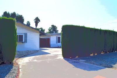 Turlock Single Family Home Active Rel. Clause: 2308 North Berkeley Avenue