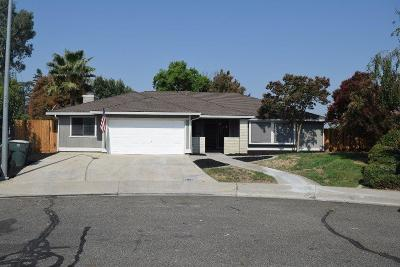 Atwater Single Family Home For Sale: 449 Alder Court
