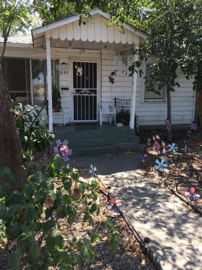 Single Family Home For Sale: 430 East North St