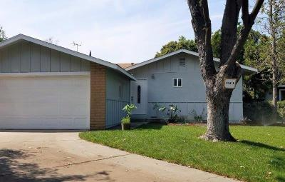 Davis CA Single Family Home For Sale: $499,900