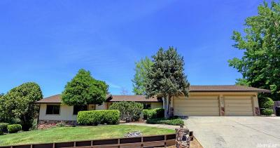 Fair Oaks Single Family Home For Sale: 8301 Olive Hill Court