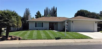 Citrus Heights Single Family Home For Sale: 6850 Albury Street