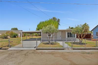 Hilmar Single Family Home For Sale: 20058 Geer Avenue