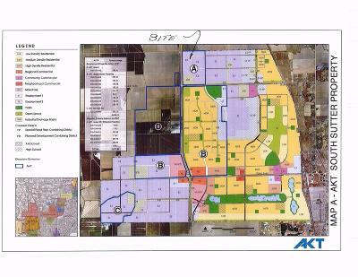 Sutter County Commercial Lots & Land For Sale: 10 Sankey Road