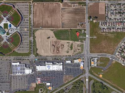 Manteca Commercial Lots & Land For Sale: 1095 South Airport Way