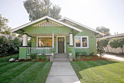 Modesto Single Family Home For Sale: 410 Johnson Street