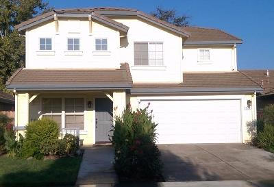 Woodland Single Family Home For Sale: 974 Losoya Drive