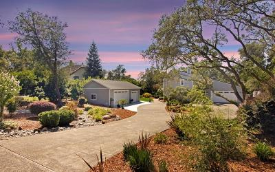 Granite Bay Single Family Home For Sale: 8120 Lakeland Drive
