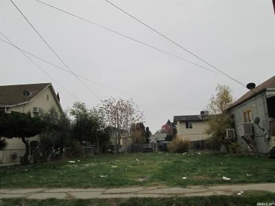 Stockton Residential Lots & Land For Sale: 1120 East Sonora Street