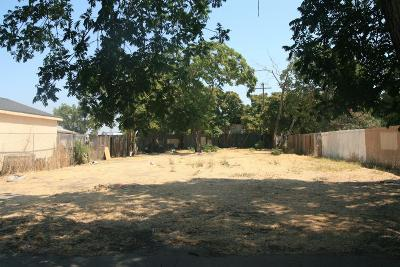 Stockton Residential Lots & Land For Sale: 1214 South Grant Street